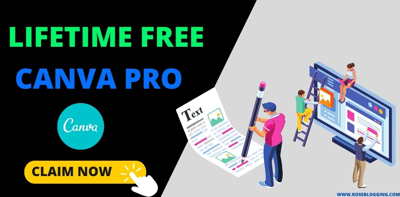 How to get Canva pro for FREE